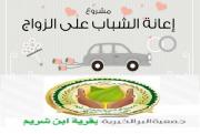 مشروع  إعانة الزواج